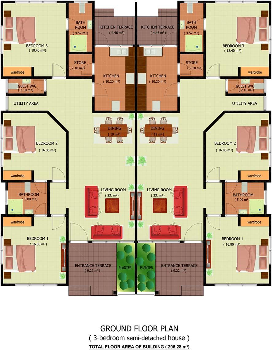 Osagyefo Court Homes